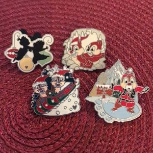 Disney Chip and Dale Pins